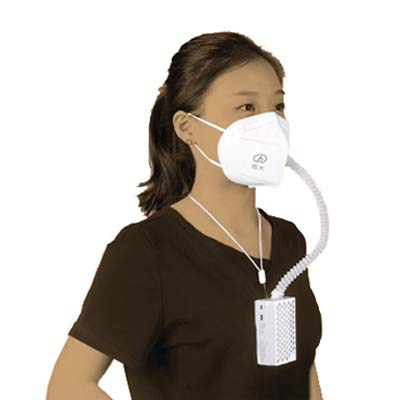 Broad AirPro Mask Powered Air Purifying Respirator
