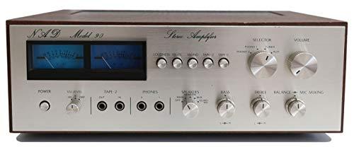 NAD Model 90 Stereo HiFi Receiver - Vintage Gerät