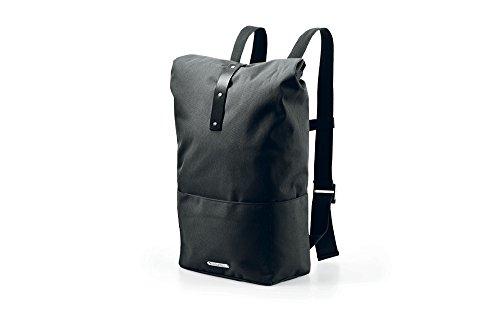 Buy Discount Brooks England Hackney Backpack, Grey/Black