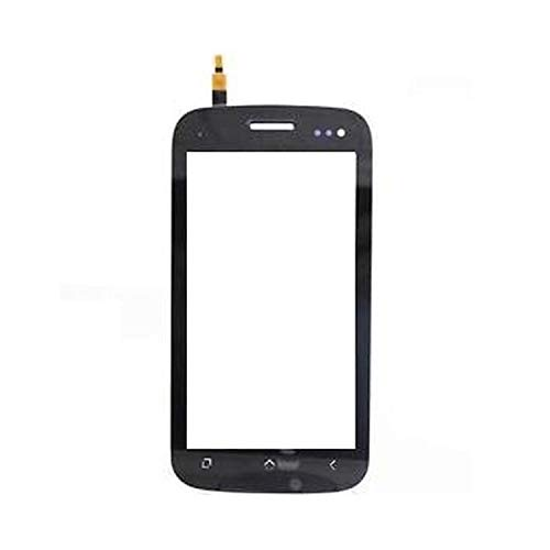 Touch Screen Digitizer for Micromax Canvas A110q Black