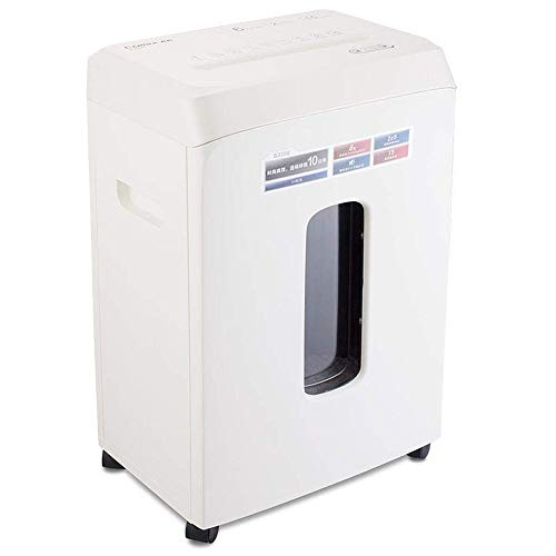 Sale!! L.HPT Shredder Paper Electric Office Shredder, P-5 High Security Profession Shredder 15-Litre...