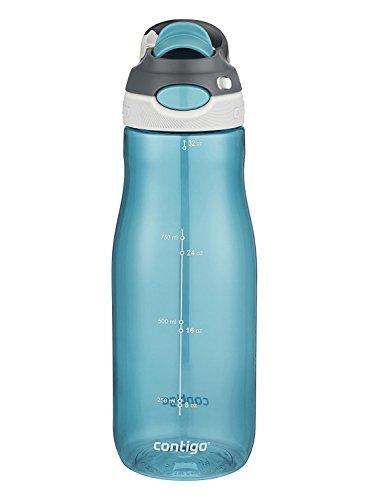 Contigo AUTOSPOUT Damen Chug Water Bottle, 32 oz, Scuba
