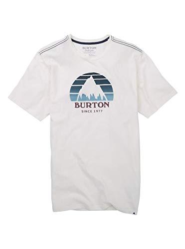 Burton Herren Underhill T-Shirt, Stout White, XS