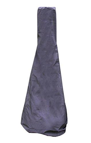 Buschbeck Grill Zubehör, Schutzhülle Stahlofen Colorado, schwarz, 60 x 60 x 160 cm, 90128.001