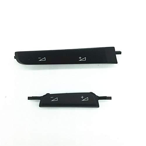 Interruptor de la Ventana del Lado del Conductor Volante del Coche de múltiples Funciones de Control de Volumen Arriba y Abajo de la decoración Tapa del Teclado Interruptor de botón for VW Golf 7 MK7