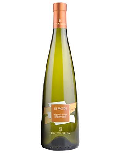Fontanafredda le fronde moscato d asti docg 2019 vino bianco - 750 ml