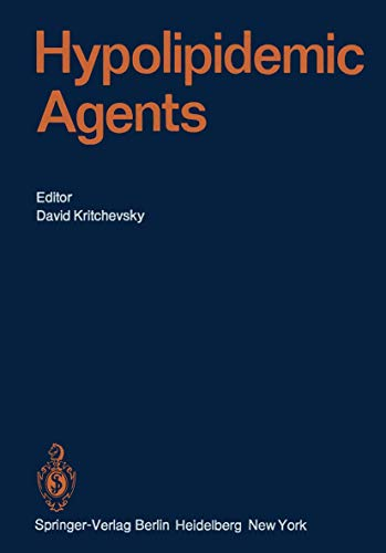 Hypolipidemic Agents (Handbook of Experimental Pharmacology, 41, Band 41)