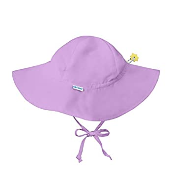 i play Baby Brim Sun Protection Hat Lavender 9-18 Months