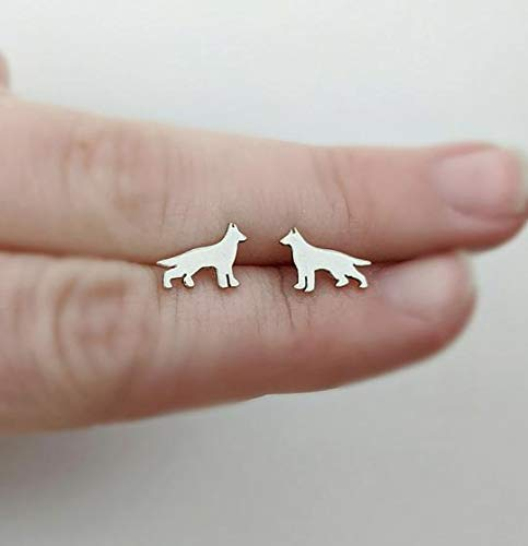 Sterling Silver Super popular specialty store German Long-awaited Earrings Shepherd