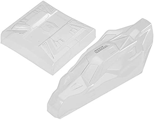 Warrior Clear Body w  6.5 Finnisher Rear Wing B5M by J Concepts