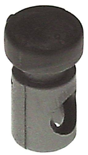 Capuchon de protection colged Protech-811, SILVER-50, 915609, Elettrobar 050FP, Hobart CHH-70D, EH-70, CLG-25 pour lave-vaisselle