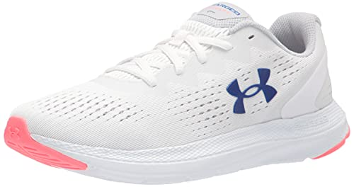 Under Armour Women's Charged Impulse 2 Running Shoe, White (100)/White, 7.5