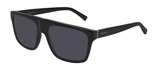 Gucci - GG0450S, Acetat Herrenbrillen