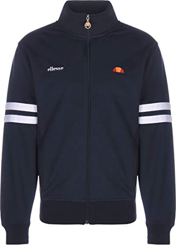 ellesse Roma Track Top Navy/White XS