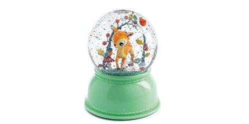 Djeco DD03401 Nachtlicht Schlummerlicht Reh-Kitz Bambi Little Big Room