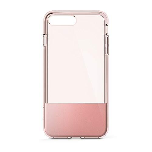 Belkin SheerForce Beschermhoes voor iPhone 8/7 (TPU, Drop Protection, Volledige poort Access) - Zwart