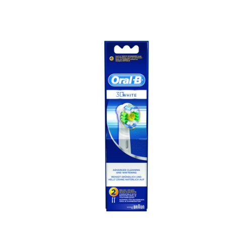 Oral-B Pack 2 cabezales repuesto Cepillo eléctrico