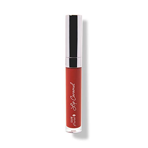 Scotch Kiss, Long Lasting Liquid Lipstick, Red lipstick with Glossy Finish