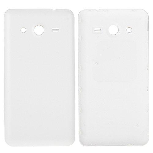 Hongmeish Sustituto de Partes Antiguas o Malas. IPartsBuy batería Cubierta Trasera for Samsung Galaxy Core 2 / G355 Accesorios (Color : White)