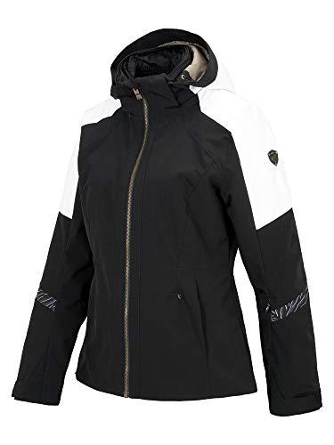 Ziener Damen TRINE Lady (Jacket Ski Snowboard-Jacke/Atmungsaktiv, Wasserdicht, Black, 40