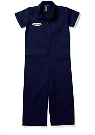 Born to Love Kids Coverall for Boys Mechanic Halloween Jumpsuit Costume Baby Outfit 6t Navy product image