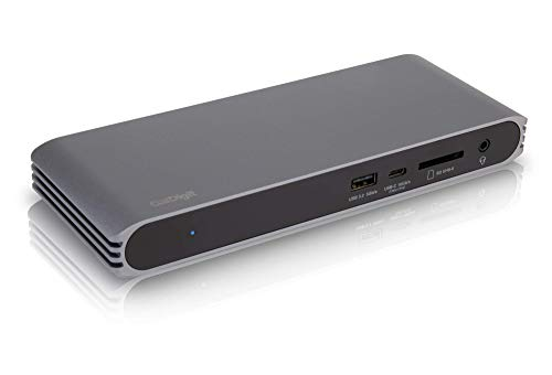 CalDigit USB-C Pro Dock Thunderbolt 3ケーブル (0.7m)付き USB-Cドッキングステーション