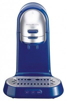 Rowenta CP 4005–Cafetera monodosis Supre Mia Marino/cobaltblau