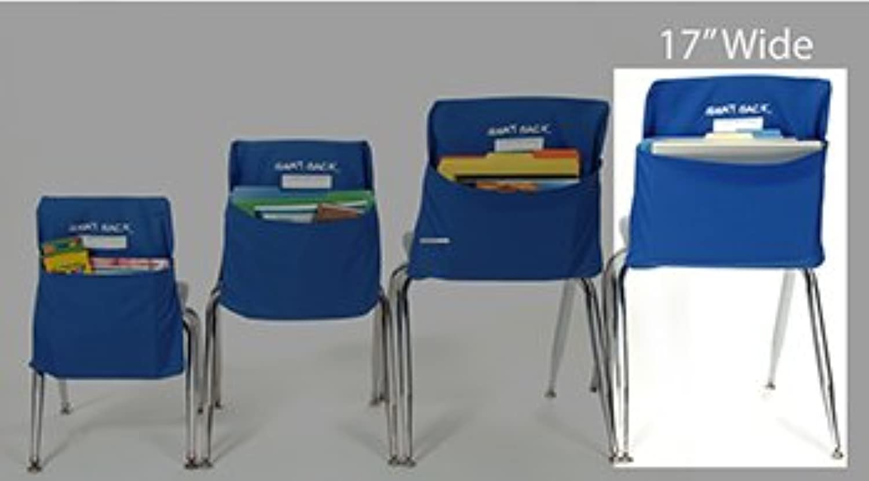 SEAT SACK SSK00117BL SEAT SACK LARGE 17 IN blueE