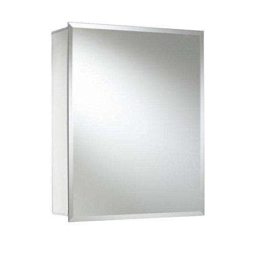 Croydex WC101969AZ Kennett Triple Door Tri-View Cabinet, 26-Inch x 36-Inch
