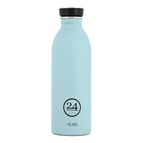 24 bottles - GOURDE URBAN Taille - T.U, Couleur - CLOUD BLUE