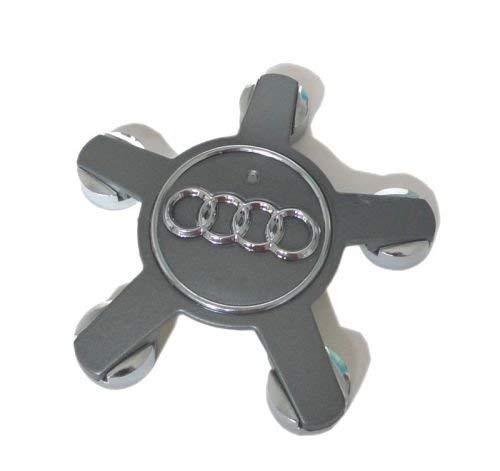 Audi 4F0601165N Alufelgendeckel (1 Stück) Original Zierkappe Kappe Nabenabdeckung