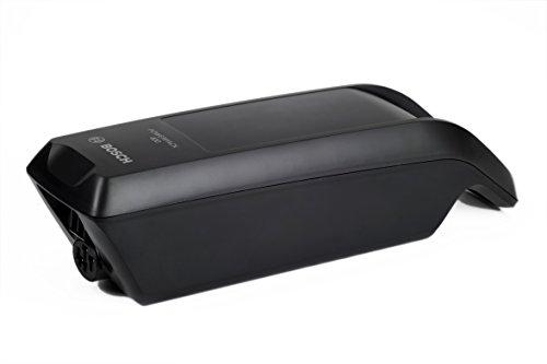 Bosch Powerpack Frame inklusive Gefahrgutkarton und Bedienungsanleitung Rahmenakku, Anthrazit, 400 Wh