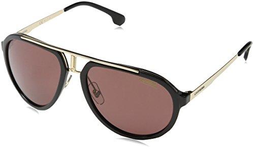 Carrera 1003/S W6 2M2 Gafas de sol, Negro (BLACK GOLD/BURG PZ AR), 58 Unisex-Adulto