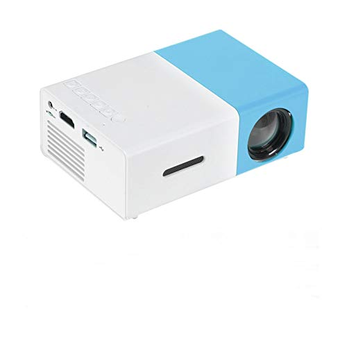 Shoze Portable Mini Video Projector 3D Projector LED HD 1080p Home Theater...
