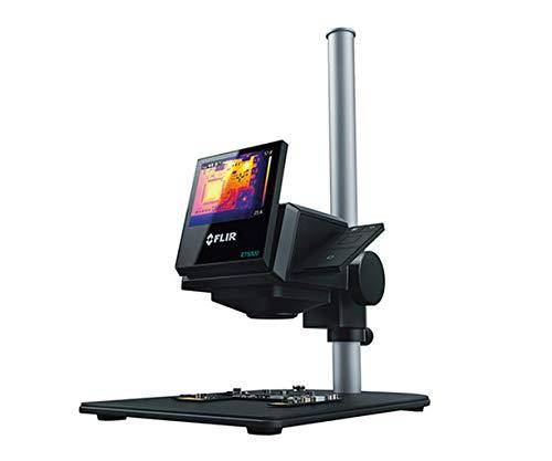 Câmera Termográfica de Bancada Sistema de Imagens Térmicas para Teste de Componentes Eletrônicos Flir ETS320
