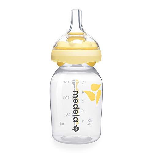 Medela Calma Sauger mit Babyflasche 150ml (Spanische Version)