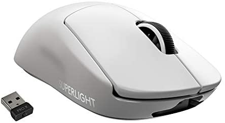 Logitech G PRO X Superlight Wireless Gaming Mouse - Black
