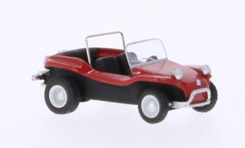 Meyers Manx Dune Buggy, rot, 1970, Modellauto, Fertigmodell, BoS-Models 1:87