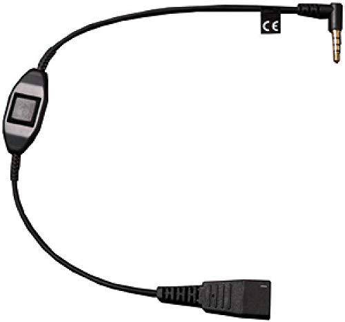 Agfeo Headset-Adapterkabel f. DECT 60 IP - für die Headsets 1900 und 2400