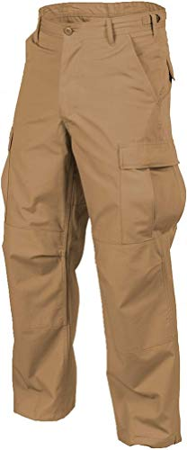 Helikon-Tex BDU Trousers - Polycotton Ripstop - Coyote