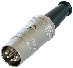 NEUTRIK NYS322 CONNECTOR, DIN, PLUG, 5POS