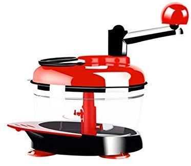 XYNB Hachoir Alimentaire Manuel s Robot de Cuisine Pratique Trancheuse de légumes Hachoir Multifonctionnel pour Cuisine Accessoires de Cuisine Outils