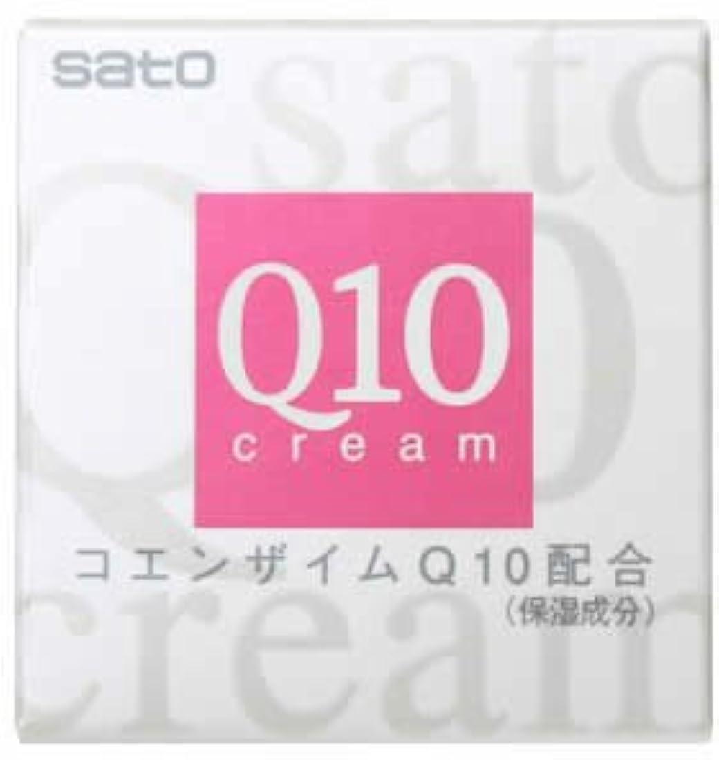 スピリチュアル散髪電気的サトウQ10クリーム