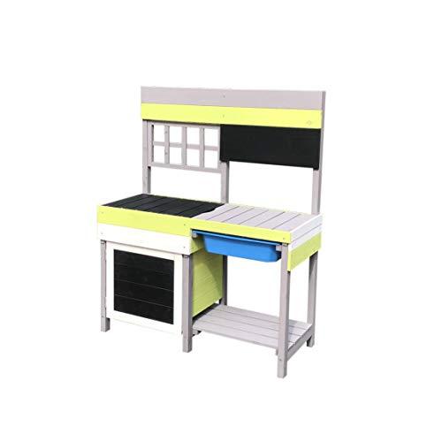 Outdoor Toys- Küche Mehrfarbig Irene bunt