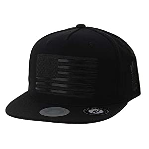 WITHMOONS Baseball Cap Star and Stripes American Flag Hat KR2773