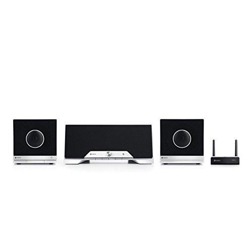 2Raumfeld Welcome Home - WLAN-Musiksystem für 2 Räume