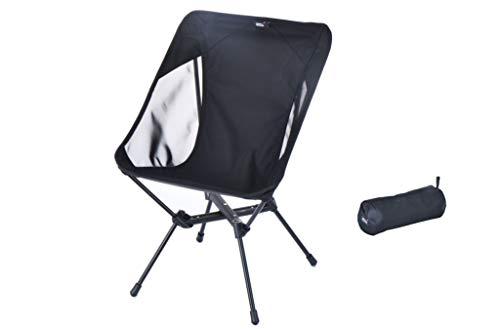 Desertwalker アウトドアチェア 2Way 折り畳み椅子 グラウンドチェア 1030G ローチェア 収納袋付属 グラン...