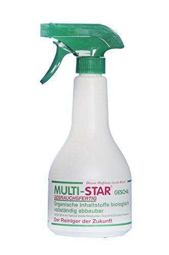 Multi-Star Gescha Universalreiniger Fertigmischung 500ml 1:5 Gebrauchsfertig.