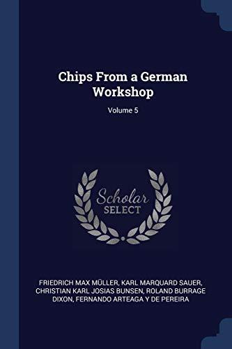 CHIPS FROM A GERMAN WORKSHOP V