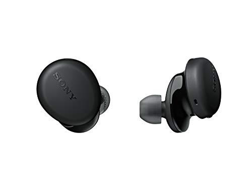 Sony WF-XB700 vollkommen kabellose Bluetooth Kopfhörer / Earbuds - extra viel Bass für Musik, auch als Headset zum Telefonieren geeignet - incl. Ladecase für mehr Akkulaufzeit